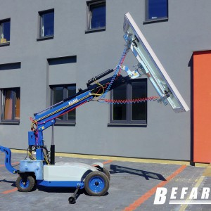 glass vacuum lifter rent hire