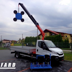 polish glass vacuum lifter